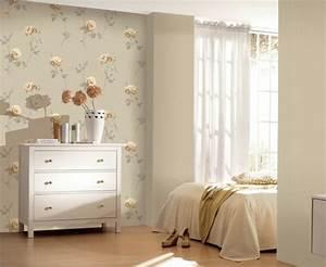 Tapeten Schlafzimmer Grau : schlafzimmer tapeten f r ein attraktives aussehen ~ Markanthonyermac.com Haus und Dekorationen