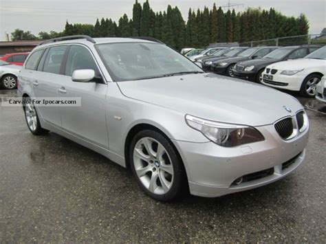2005 Bmw 530i Hp by 2005 Bmw 530i Touring Aut Navi Leather Pdc Up Display