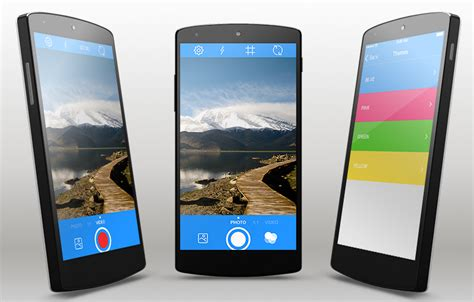 fotoly android app template