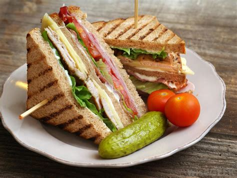 lunch sandwiches what are the different types of lunch meat with pictures