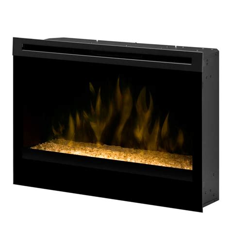 dimplex electric fireplace insert dimplex 33 quot in electric fireplace dfg3033