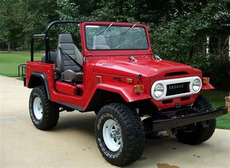 toyota jeep toyota fj    love  fj