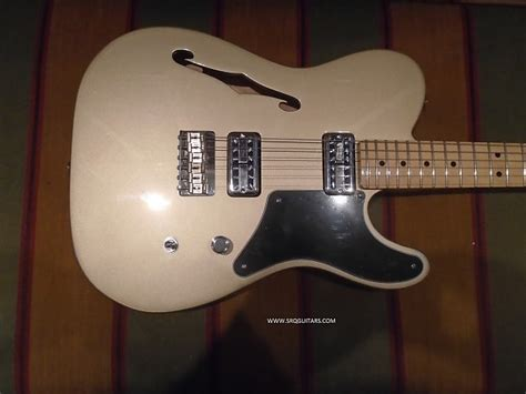 fender cabronita thinline telecaster tv jones classic