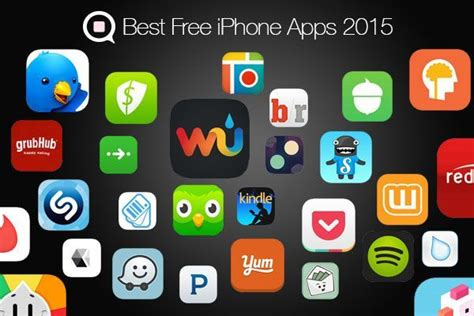 best app to on iphone best free iphone apps