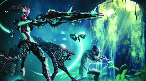 Digital Extremes On The Surprising Evolution Of Warframe
