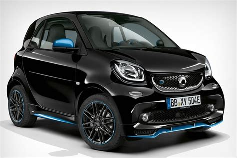 2019 Smart Eq Fortwo Information