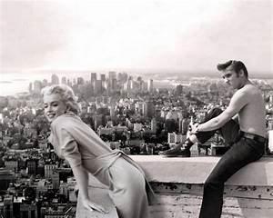 Marilyn Monroe Bilder Schwarz Weiß : marilyn monroe and james dean actors pinterest sch ne menschen schwarz wei und 50er ~ Bigdaddyawards.com Haus und Dekorationen