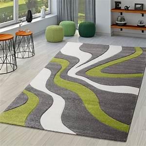 teppich grau grun weiss wohnzimmer teppiche modern mit With balkon teppich mit tapete grau weiß
