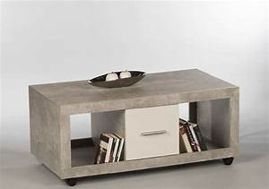 Moebel Guenstig24 : couchtisch stone wohnzimmertisch beistelltisch tisch in beton optik abs weiss ebay ~ Eleganceandgraceweddings.com Haus und Dekorationen