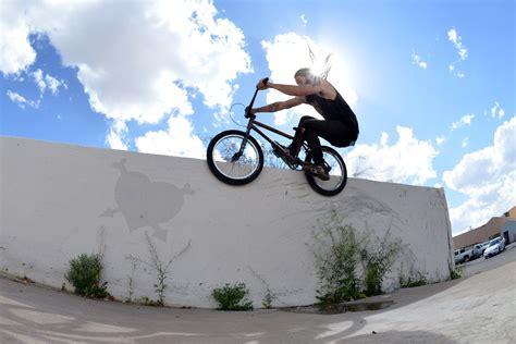 Ridin Bikes, Smilin And High Fivin…