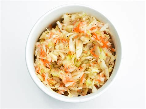 coleslaw recipe vinegar vinegar coleslaw recipe serious eats