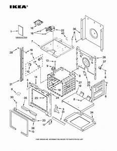 Ikea Ibs550pws00 User U0026 39 S Manual