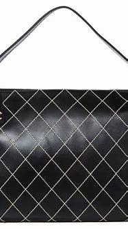 Chanel Wild Stitch Quilted MAXI Calfskin Bag. Elegant ...