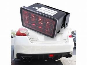 Jdm Rear Led Brake  Fog Light For Subaru Impreza Wrx Sti