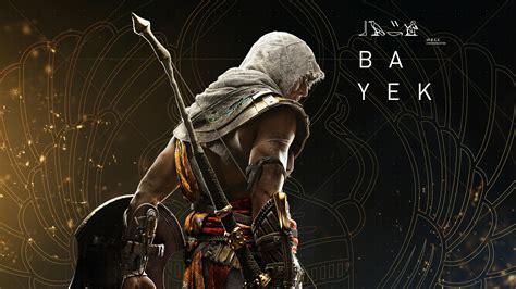 Bayek Assassins Creed Origins 4k 8k Wallpapers