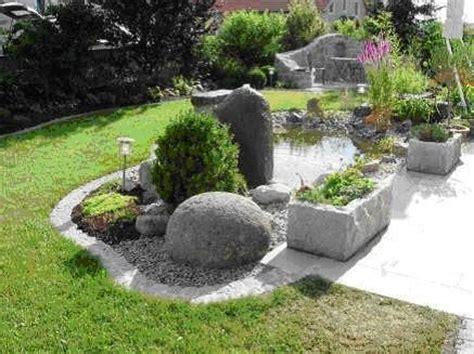 Steine Beetbegrenzung beetbegrenzung stein beeteinfassung stein bilder garten und bauen