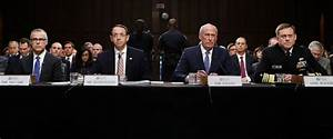 Intel chiefs won't say if Trump asked them to intervene in ...