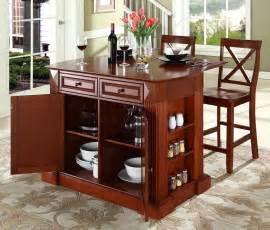 kitchen islands bars buy wheeled of the kitchen island w 2 cabinets