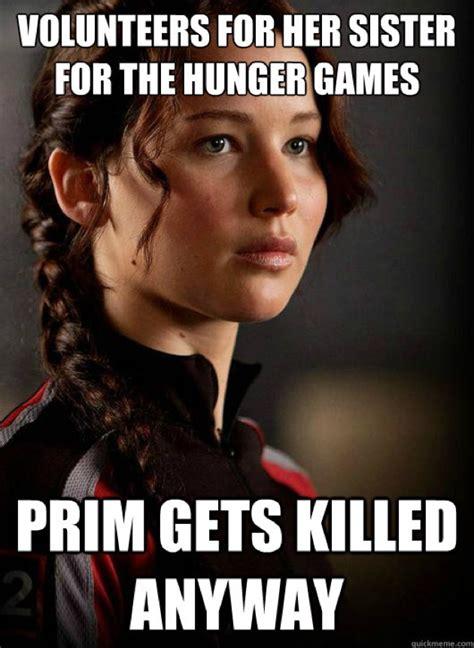 Hunger Games Meme - let the hunger games begin