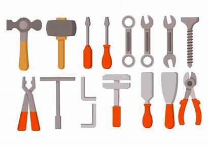 Tools Vector Hand Clipart Graphics Vectors Edit