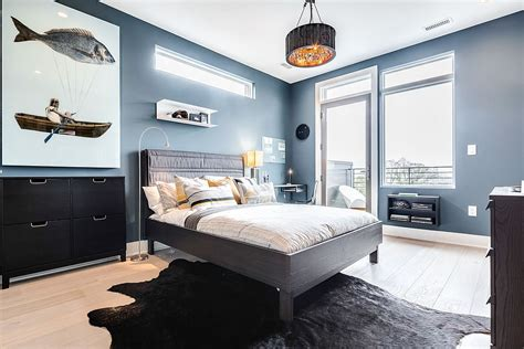Design Ideas For A Blue Bedroom by Gray And Blue Bedroom Ideas 15 Bright And Trendy Designs