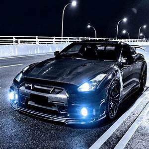 Nissan, And, Night, On, Pinterest