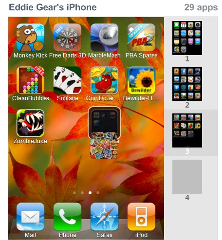 create folder on iphone create folders in your iphone 4 home screen how to