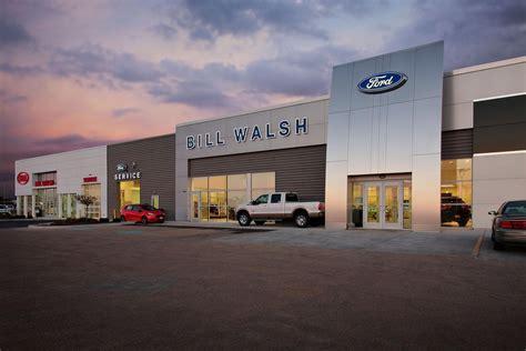 bill walsh ford kia custom facilities