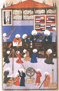 Muslim Astronomers in the Islamic Golden Age
