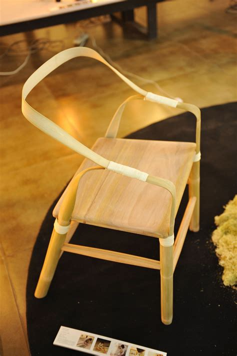 chaise chinoise artisanat traditionnel chinois la bamboo chair par