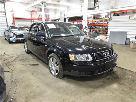 Parting Out 2003 Audi A4