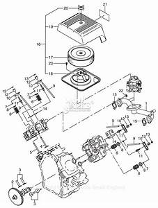 Robin  Subaru Eh64 Parts Diagram For Intake  Exhaust