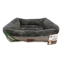 akc memory foam cuddler dog bed 690246 kennels beds