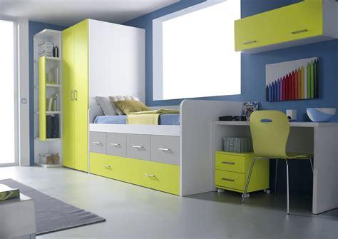 bureau dans armoire acheter votre armoire dressing et lit tiroir avec bureau