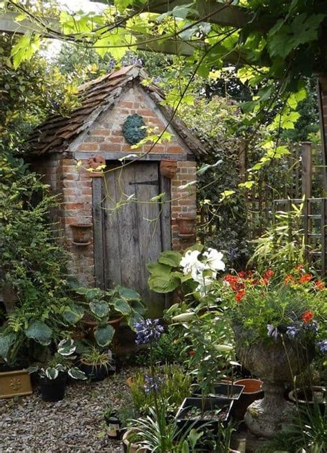 Cottage Garden Ideas From Pinterest For Our Blue