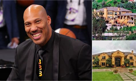 A Look At Big Baller Brand's $52 Million Mansion In Chino