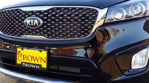 What Is The Address Of Crown Kia Located In Tyler, Texas?