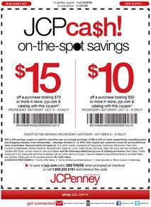 jcp 20 coupon 2017 2018 best cars reviews