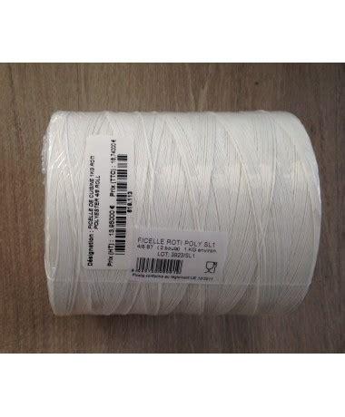 ficelle de cuisine ficelle de cuisine 1 kg roti polyester 4 8 roll promatokaz
