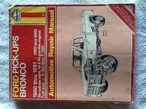 Ford F100 Repair Manual