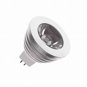 Ampoule Led Gu5 3 : ampoule led gu5 3 mr16 12v dc rgb 60 3w ledkia france ~ Dailycaller-alerts.com Idées de Décoration