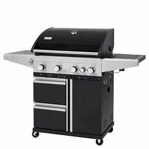 Tepro Grill Toronto Zubehör : tepro gasgrill bbq grillwagen 4 edelstahl brenner gas barbecue grill fairmont ebay ~ Whattoseeinmadrid.com Haus und Dekorationen