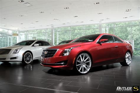 Cadillac Ats Looks Even Better In Black