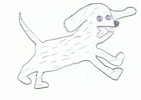 draw  running dog  steps  pictures wikihow