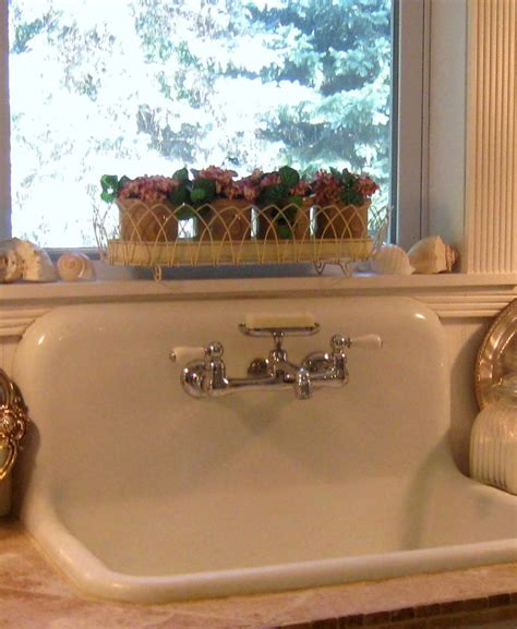 antique kitchen sink faucets antique farm sinks always look awesome homeware