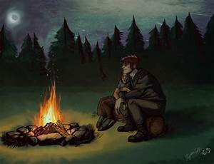Around The Campfire by Inkfang on DeviantArt