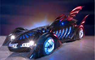 Car Lights Flickering by The Evolution Of The Batmobile