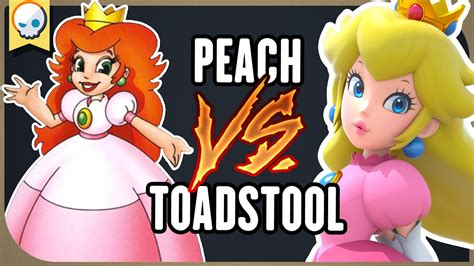 What Is Princess Peach Toadstools Real Name Gnoggin