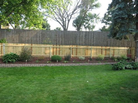 Backyard Wood Fence Ideas by Cheap Privacy Fence Ideas Privacy Fence Designs For