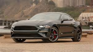 2019 Ford Mustang Bullitt First Drive: King Of Cool